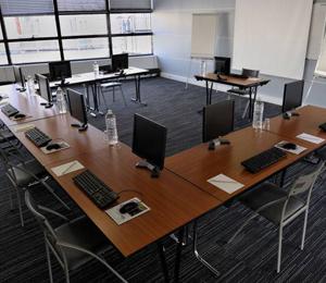 centre de formation Dynamics Academy locaux à Bruxelles